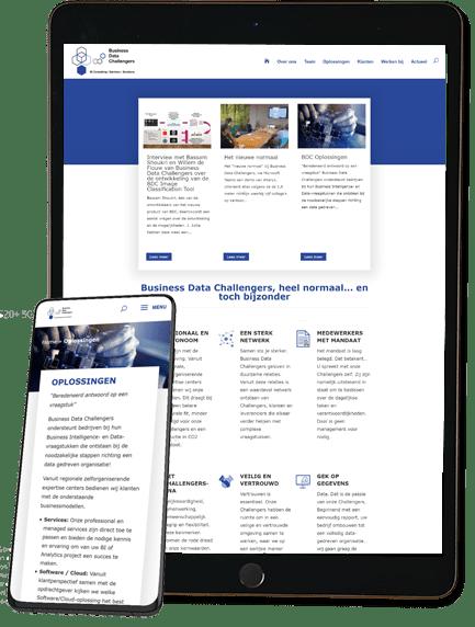 DeanV IT Services - Website laten maken
